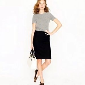 J. Crew Wool No. 2 Skirt EUC